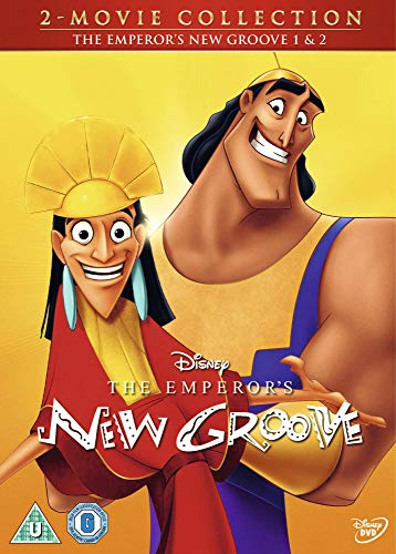 The Emperor's New Groove / Kronk's New Groove [Import anglais]