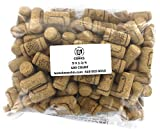 "#9 Straight Corks 15/16"" x 1 3/4"". Bag of 100"