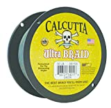 Calcutta Ultra 300 Yards Braid Line (50-Pounds, Green) Review