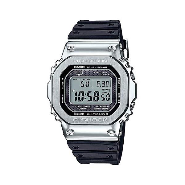 51rnE7jO53L. SS600  - G-Shock Men's GMW-B5000-1CR