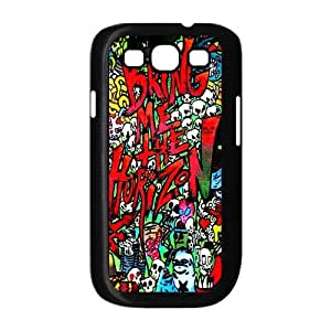 Fashion Bring Me to The Horizon Personalized Samsung Galaxy S3 i9300 Hardshell Snap-on Case Cover