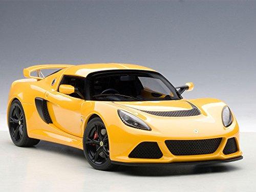 Lotus Exige S Yellow 1/18 by Autoart 75382