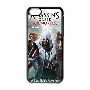 iPhone 5C Phone Case Assassin's Creed F5M7642