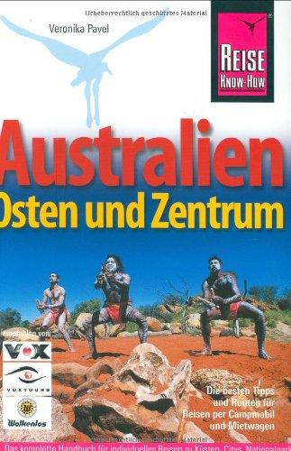 Australien, Osten und Zentrum