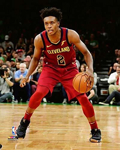 huge selection of 07226 e0538 Amazon.com: Collin Sexton Cleveland Cavaliers 2018-2019 NBA ...