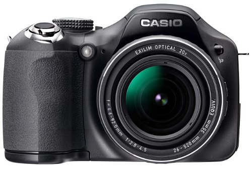 Casio Exilim EX FH20 Digital Optical