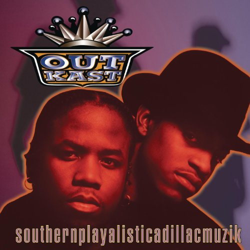 CD : OutKast - Southernplayalisticadillacmuzik [Explicit Content] (CD)