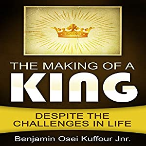 The Making of a King Audiobook