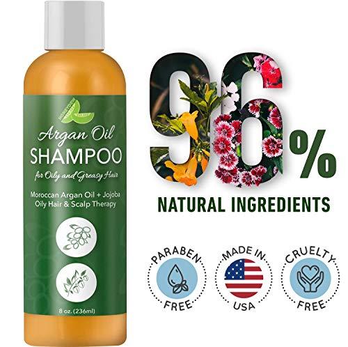 Buy shampoo for thin oily flat hair