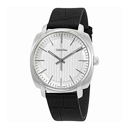 Calvin Klein Highline White Dial Mens Watch K5M311C6