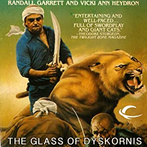 The Glass of Dyskornis Hörbuch