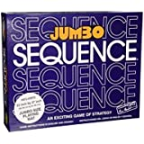 Jumbo Sequence Box Edition Board & Card Games  Intellect Toys Deluxe Edition Sequence Game With Party Funny Toy - Family Games