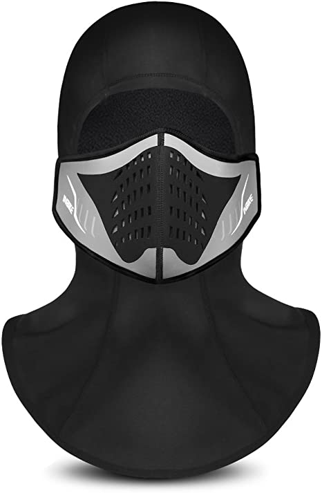 INBIKE Balaclava Face Mask,Polar Fleece Windproof Outdoor Sports Warm Balaclava for Men Women