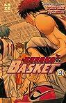 Kuroko's basket, tome 21 par Fujimaki