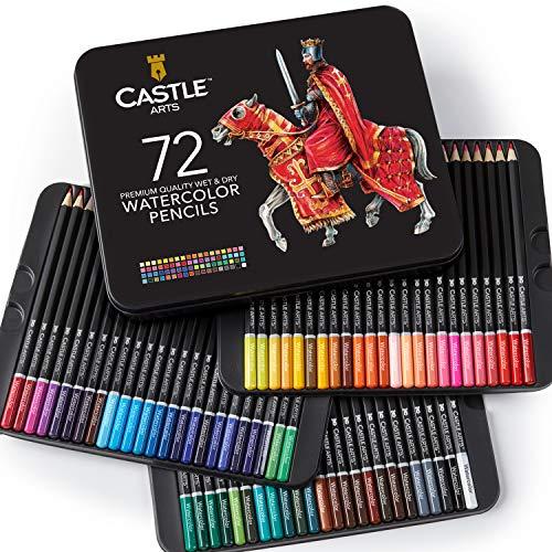 Castle Art Supplies 72