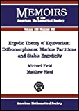 Ergodic Theory of Equivariant Diffeomorphisms, Michael Field and Matthew Nicol, 0821835998