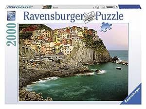 Ravensburger - Puzzle Cinque Terre, 2000 piezas (16615)