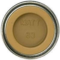 Humbrol Enamel Paint No 63 Sand Matt