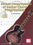 Deluxe Encyclopedia of Guitar Chord Progressions, Johnny Rector, 0786634421