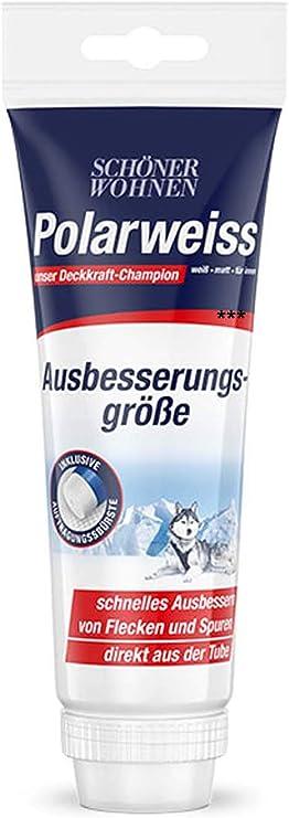 Polarweiss Ausbesserungsgrosse 200 Ml Schoner Wohnen Amazon De Baumarkt