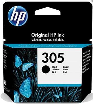 Hp 305 3ym61ae Schwarz Original Tintenpatrone Kompatibel Mit Hp Deskjet 2700 4100 Envy Serie 6020 6030 6420 6430 Bürobedarf Schreibwaren
