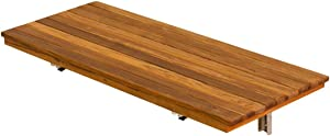 "30""x12.5"" Teak Shower Bench Seat 