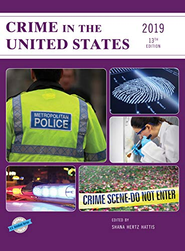 Crime in the United States 2019 (U.S. DataBook Series)