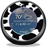 MightySkins Skin Amazon Echo Spot - Cow Print | Protective, Durable Unique Vinyl Decal wrap Cover | Easy to Apply, Remove Change Styles | Made in The USA