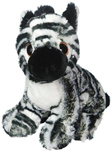 "Fiesta Toys 9"" Sitting Zebra with Big Eyes Plush Stuffed Ani"