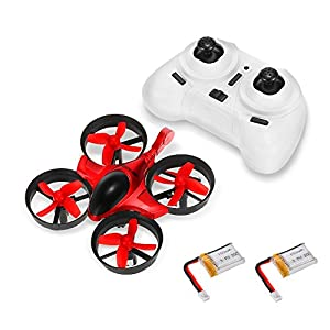 GoolRC T36 Mini RC Quadcopter Drone 2.4G 4 Channel 6 Axis With 3D Flip Headless Mode One Key Return Nano...