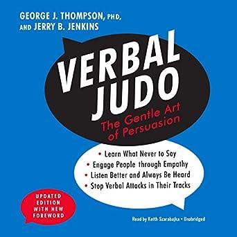 verbal judo audiobook