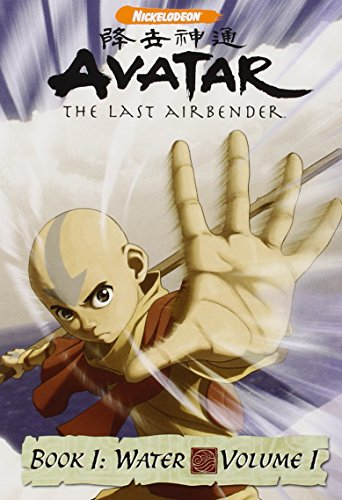 DVD : Avatar The Last Airbender - Book 1 Water, Vol. 1