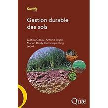 Gestion durable des sols (Savoir faire) (French Edition)