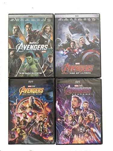 Marvel's The Avengers AGE OF ULTRON -INFINITY WAR-ENDGAME