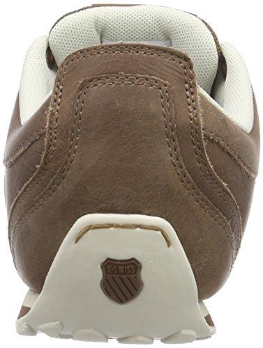 K-Swiss ARVEE 1.5 02453 - Zapatillas de deporte para hombre Marrón (bison/ecru/nutmeg 291)