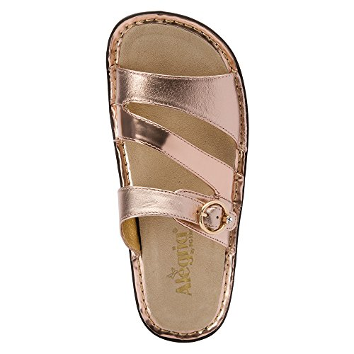 Colette Women's Sandal Alegria Rose Mirror RPnBSwqAx