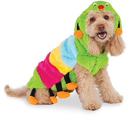 Caterpillar Hoodie for Pet, X-Large