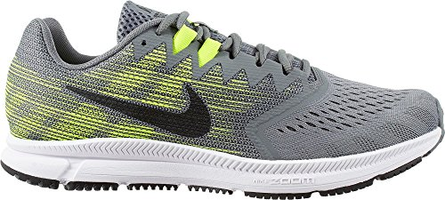 2 Zoom Homme Grey Gris Chaussures De Grey black Running cool Nike volt dark Span Herren ag0ft