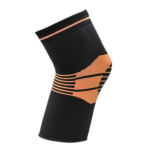 Mzj Rodilleras De Elasticidad Baloncesto Transpirable Wearable ...