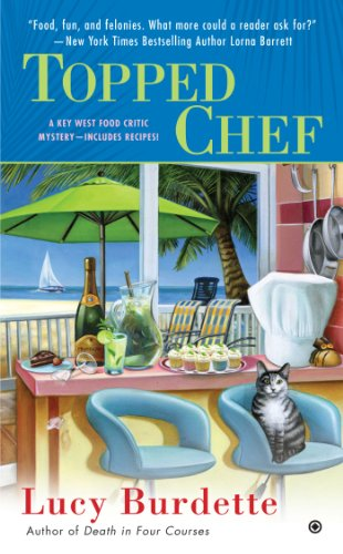 book cover of Topped Chef