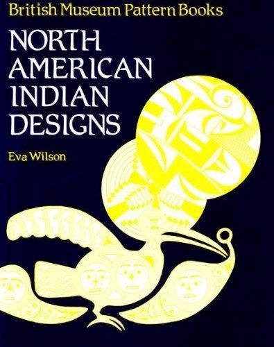 North American Indian Designs (British Museum Pattern Books)