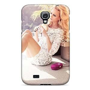 Tpu Protector Snap EvozsPX7378OIYKJ Case Cover For Galaxy S4