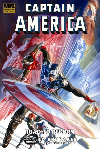 Captain America: Road to (Marvel Captain America Issue)