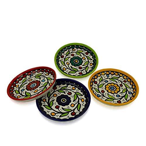 West Bank Appetizer Plates Set