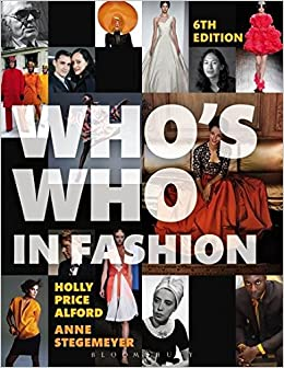 Book Who's Who in Fashion
