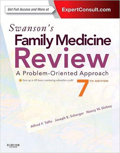Swanson Family Medicine Pdf
