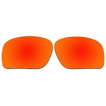 ACOMPATIBLE Lentes de Repuesto para Oakley Triggerman Gafas ...