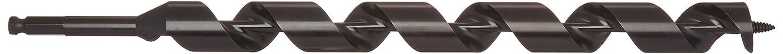 18-Inch Length x 1-Inch Diameter WoodOwl 08813 Deep Cut Wood Boring Auger Bit
