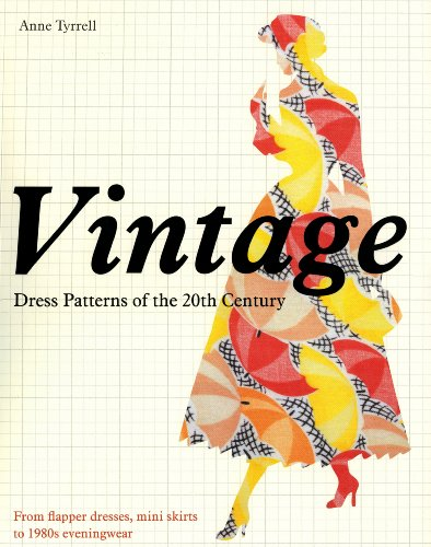 Vintage Dress Patterns of the 20th Century: From flapper dresses, mini skirts to 1980s evening wear (80s Group Costumes)
