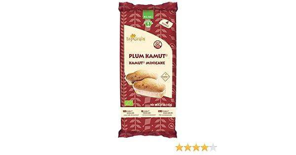 Probios Top Grain Minicake de Trigo Khorasan Kamut - 12 paquetes: Amazon.es: Alimentación y bebidas